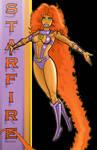 80's Starfire DC Y.B. Series