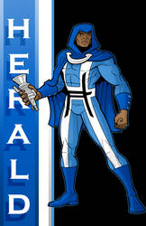 80's Herarld DC Y.B. Sereis by Thuddleston