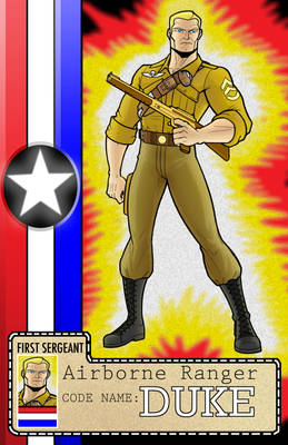 Real American Hero Series Duke