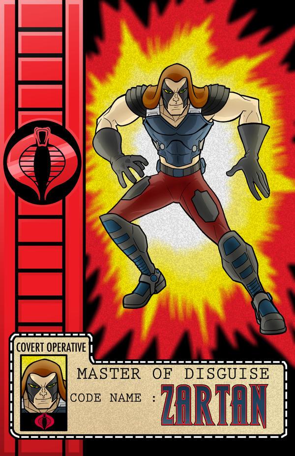 Zartan Cobra Series by Thuddleston