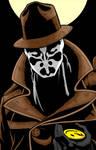 Rorschach Watchmen Series
