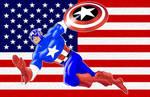 Captain America P.S.