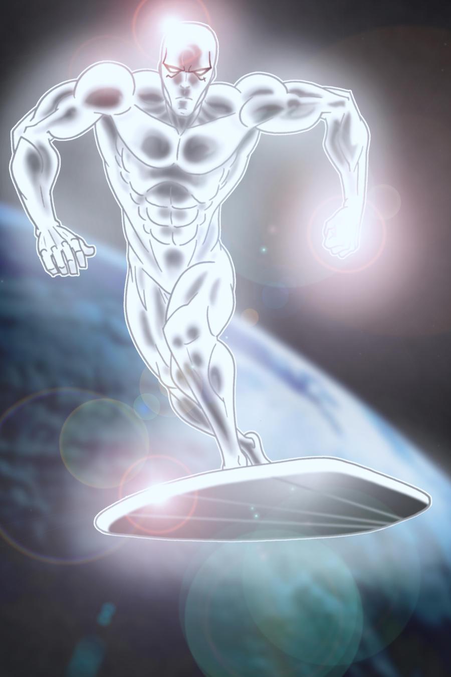 Silver Surfer Prestige Series