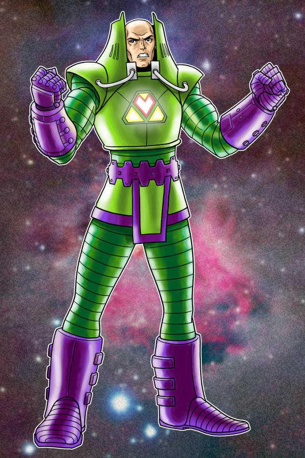 Power-Suit Lex Prestige Series by Thuddleston
