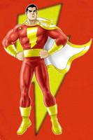 Captain Marvel Prestige series by Thuddleston