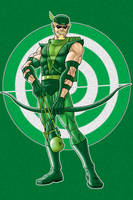 Green Arrow Prestige Series by Thuddleston
