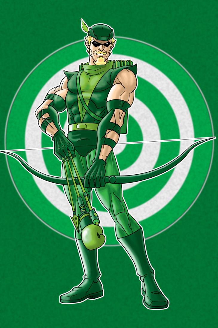 Green Arrow Prestige Series by Thuddleston on DeviantArt