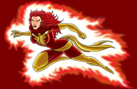 Dark Phoenix Prestige Series
