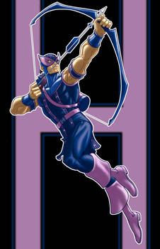 Hawkeye Prestige Series