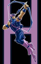 Hawkeye Prestige Series by Thuddleston