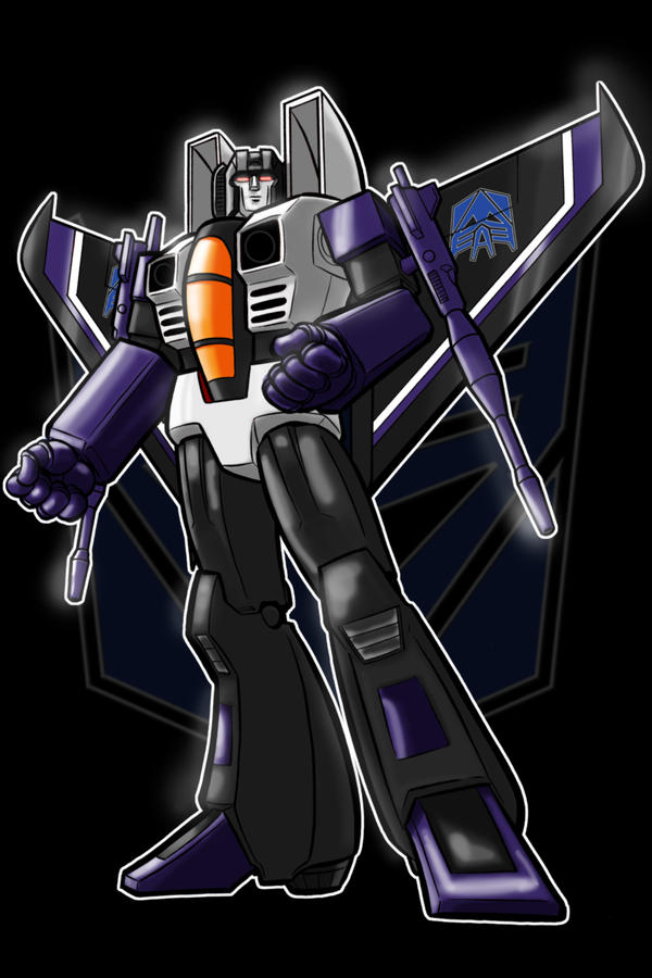 SKYWARP TRANSFORMERS by Thuddleston