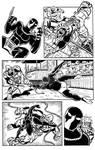 Big BANG Comic page by Thuddleston
