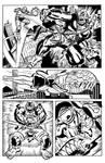Big BANG Comic PAGE-- by Thuddleston
