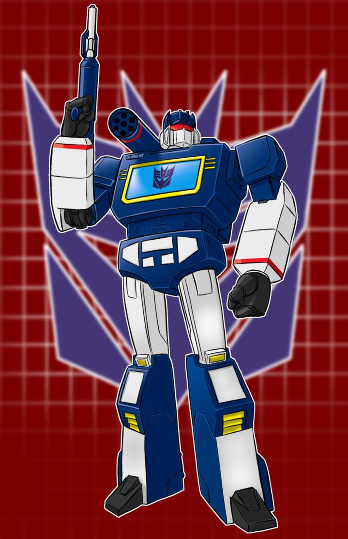 SoundWave Transformers by Thuddleston