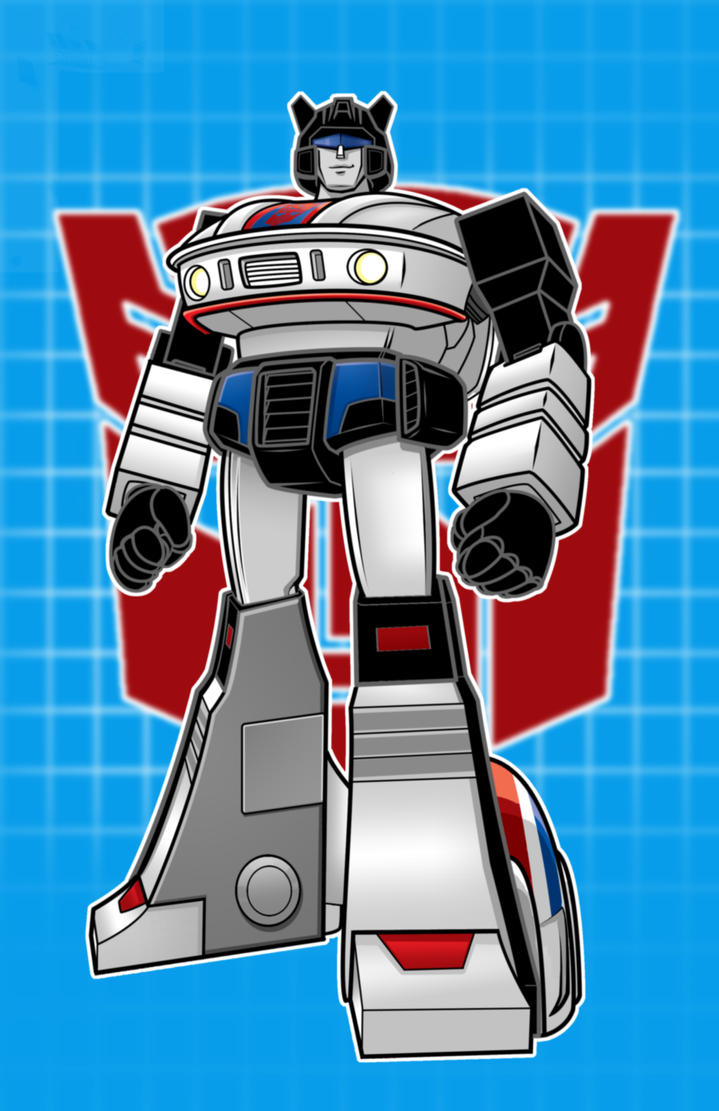 Jazz Transformers by Thuddleston