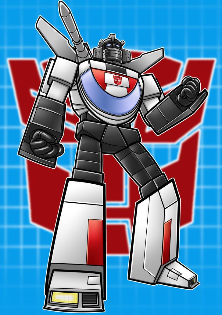 Wheeljack Transformers Series by Thuddleston
