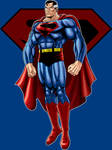 Kingdom Come Superman PS