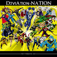 D3viAtion-Nation Explosion by Thuddleston