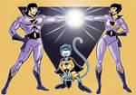 Wonder Twins Commission