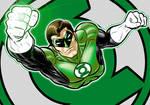 Green Lantern Logo Series