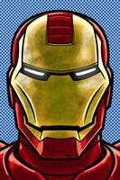 Ironman Portrait Series by Thuddleston
