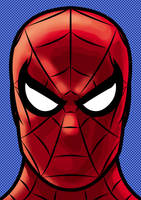 Spiderman P. Series by Thuddleston