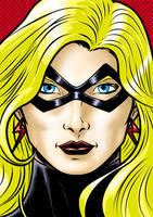 Ms Marvel P Series by Thuddleston