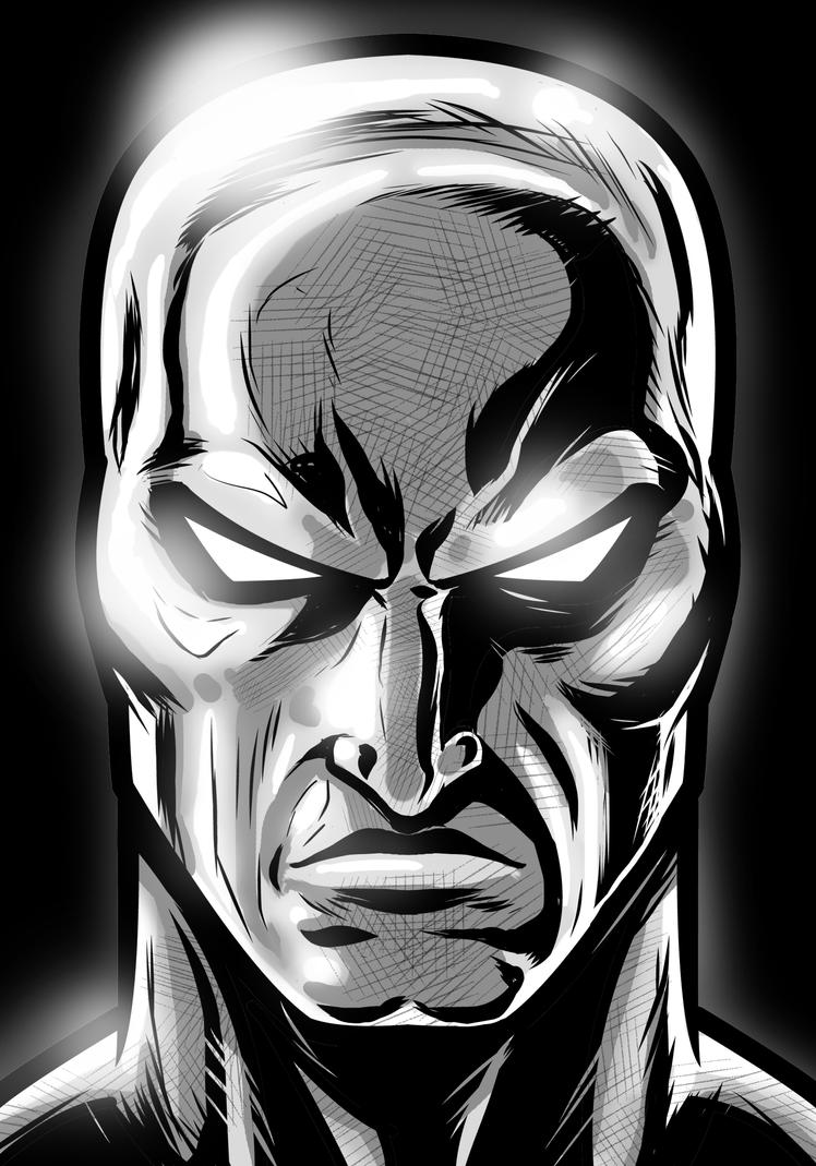 Silver Surfer P. Series by Thuddleston