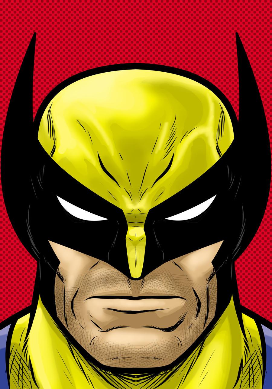 Wolverine P. Series by Thuddleston