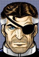 Nick Fury P. Series by Thuddleston