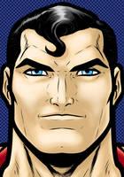 Superman by Thuddleston