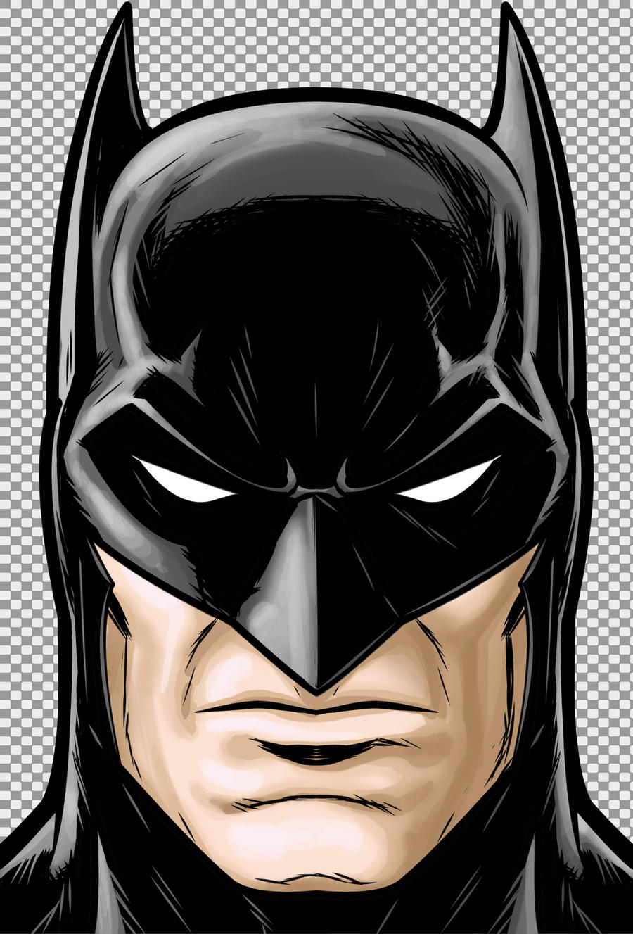 Batman Dark knight by Thuddleston