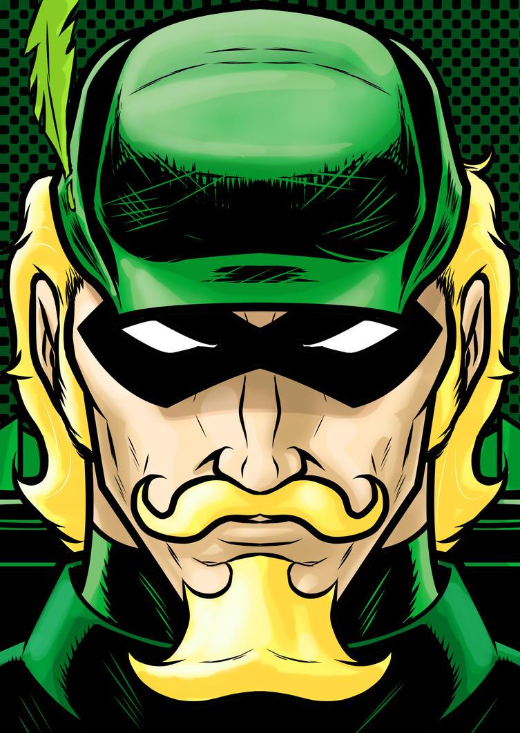 Green Arrow P.S. by Thuddleston