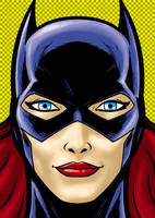 Batgirl by Thuddleston