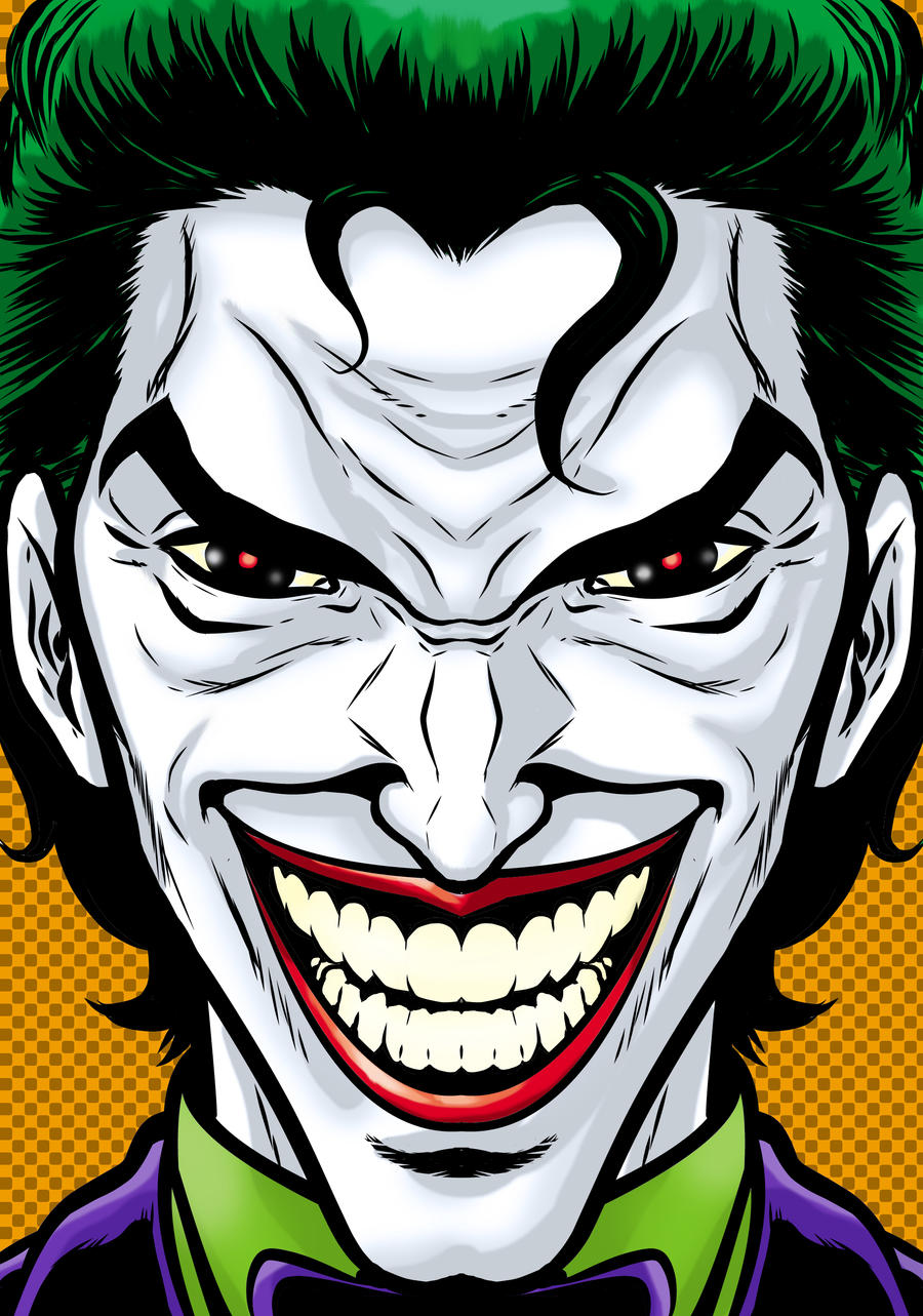 Joker by Thuddleston