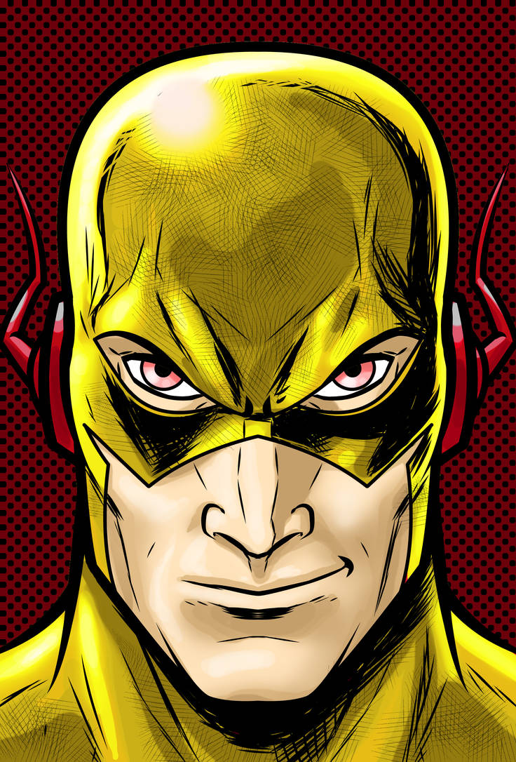 Reverse Flash by Thuddleston