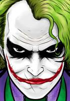 Joker Movie Portrait Series