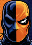 Deathstroke   Portrait Series