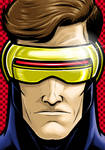 Cyclops Portrait Shot