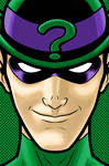 RIDDLER Portrait shot
