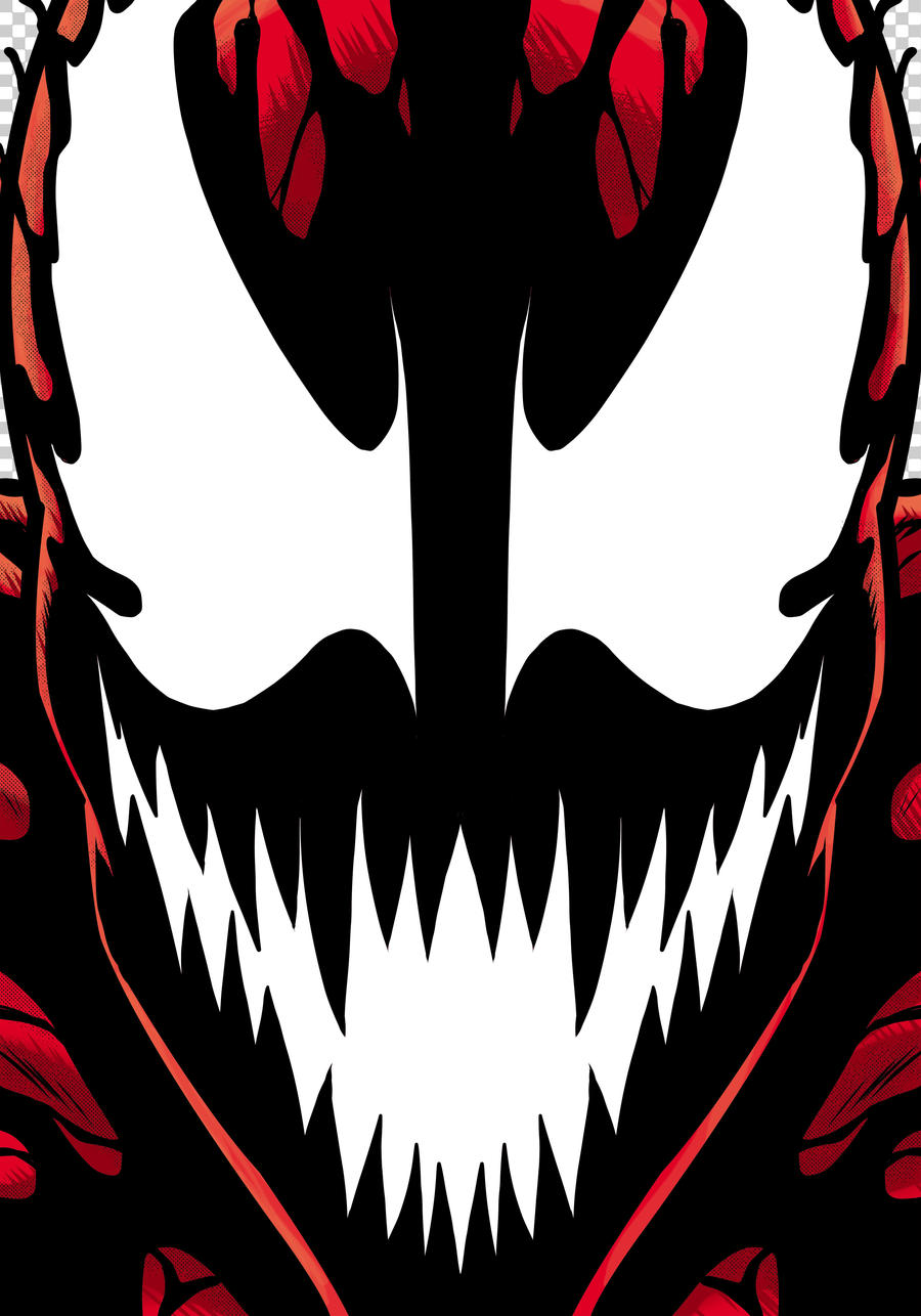Carnage Portrait Shot by Thuddleston