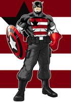 US Agent Cap Variant 3.0 by Thuddleston