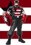 US Agent Cap Variant 3.0