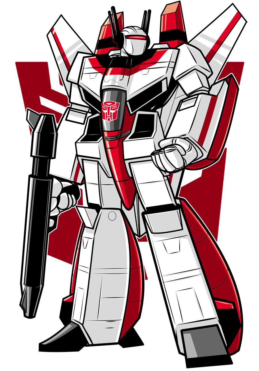 Jetfire Commission by Thuddleston