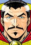 Dr Strange Portrait Commission