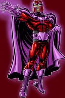Magneto Prestige Commission by Thuddleston