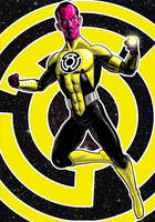 Sinestro Prestige Series 2.0