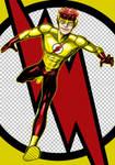 Kid Flash Prestige Series