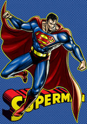Superman Vs Commission by Thuddleston