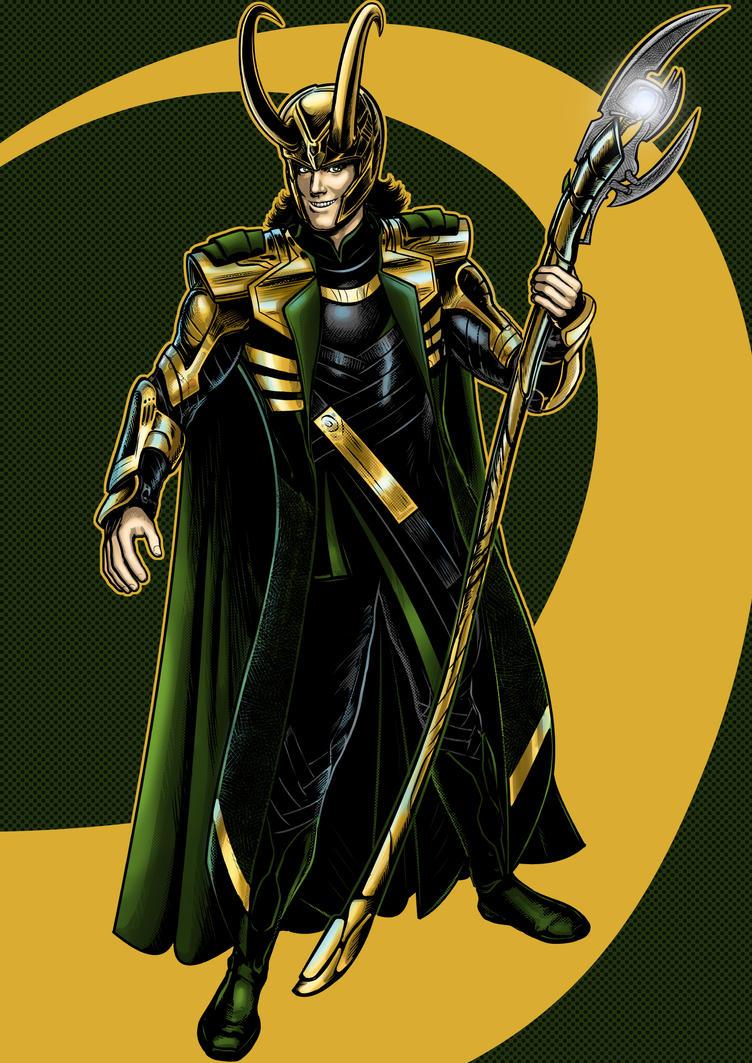 Loki Prestige Series Movie Suit Commission by Thuddleston